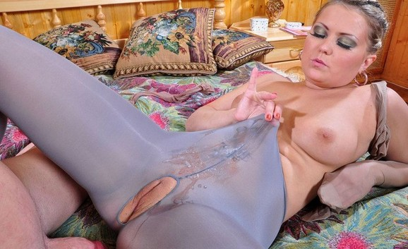 This point Grey pantyhose pantyhosejobs and