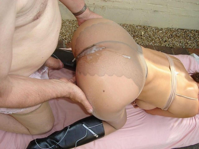 Earlier had In crazy pantyhose sex action milf higher risk