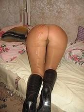 pantyhose porn made
