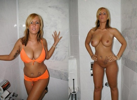 Dressed and undressed nude women - Shippersdigest.Com
