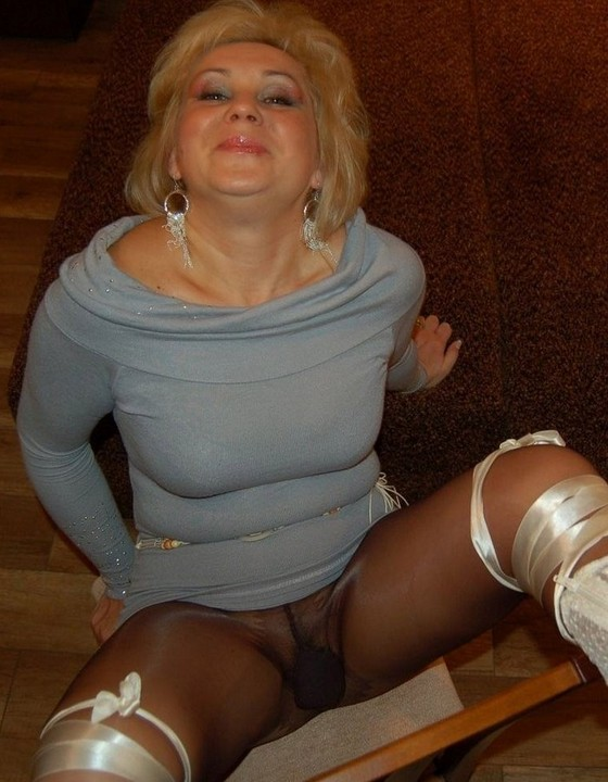 Links Nylon Pantyhose Sex 10