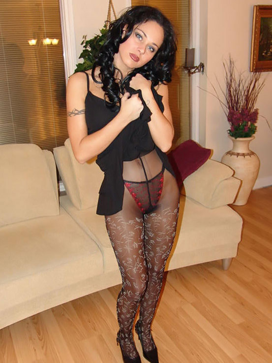 now hot pantyhose sex