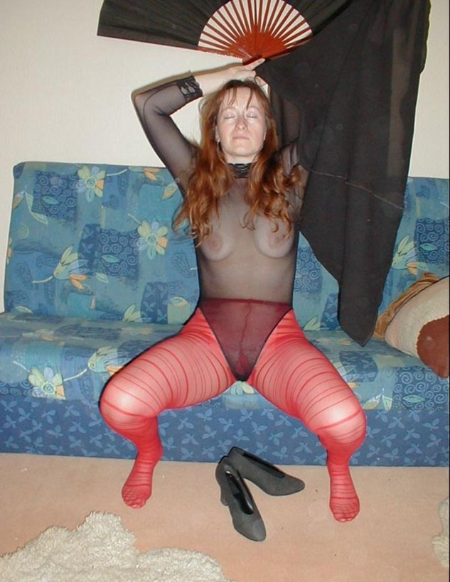 Freshwap Net Mature Pantyhose You Have 43