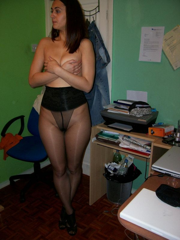 is great pantyhose seducer tracey