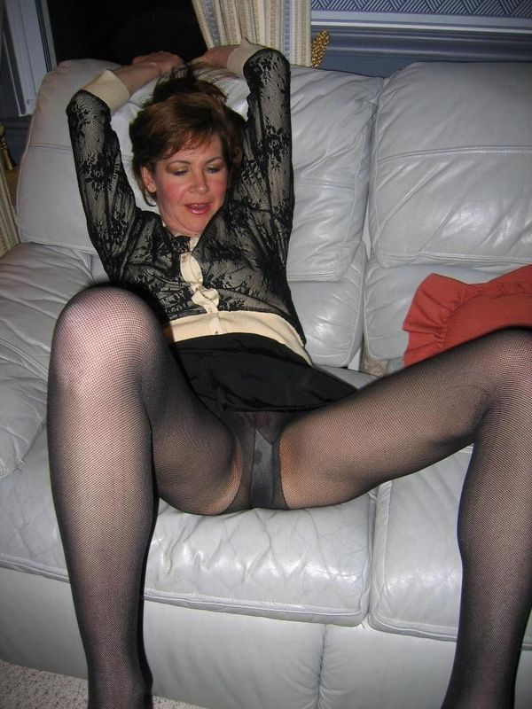 face jizzed pantyhose please thick