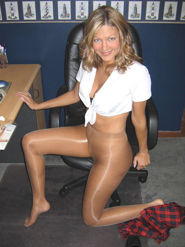 waist pantyhose will