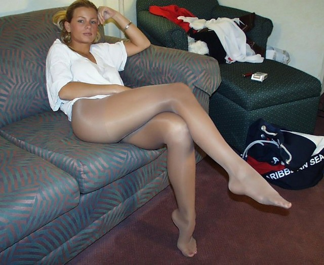 Xxx Pantyhose Sex At 54