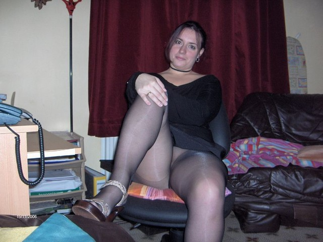 frauen in nylons private sex