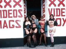 nylon and pantyhose fetish videos