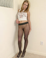 of pantyhose sex rapture