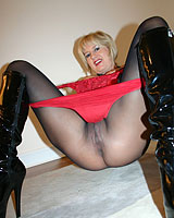 experience with pantyhose has